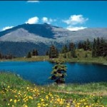 TUR-KTN Turrach hegyi tó